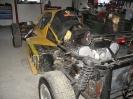 S6 Plus-Motor im Stockcar
